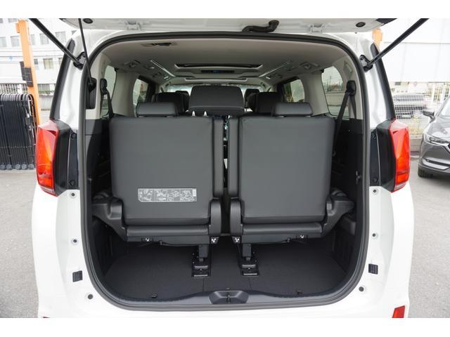 2.5S Cパッケージ 新車・ディスプレイオーディオ・三眼LEDヘッド・電動リアゲート・18AW・デジタルミラー・ムーンルーフ・トヨタセーフティセンス・ソナー・シートメモリー・シートヒーター(35枚目)