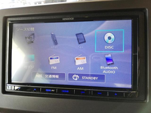 G SDナビフルセグ スマートキー LEDヘッド CD DVD Bluetooth USB 禁煙車 両側スライド VSA オートエアコン ベンチシート 電格ミラー(7枚目)