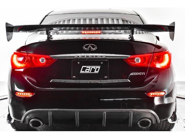 200GT-t 車輌紹介動画付き 1オーナー/サンルーフ/20インチアルミ/RSRダウンサスペンション/HKSマフラー/フロント・サイドエアロ・GTウィング・リアカーボンデュヒューサー(42枚目)