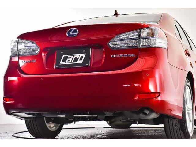 HS250h バージョンI 当社下取車輌 女性1オーナー 黒革シート・シートエアコン/メーカーナビTV・Bluetooth・DVD/フロント・バックカメラ/REGNOタイヤ/LEDライト・オートライト/クルーズコントロール(31枚目)
