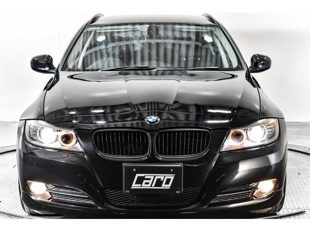 320iツーリング ハイラインパッケージ 正規輸入車 純正HDDナビ/黒革シート/19インチアルミホイール/キセノンヘッドライト/ETC(5枚目)