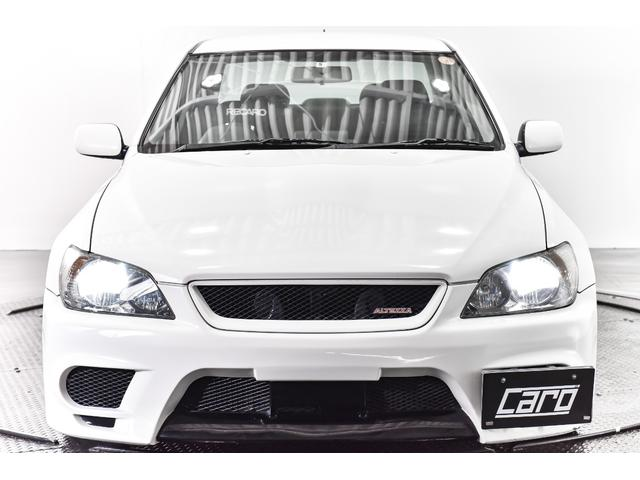 RS200 Zエディション 後期型 6速MT TEIN車高調/RECAROシート/(9枚目)