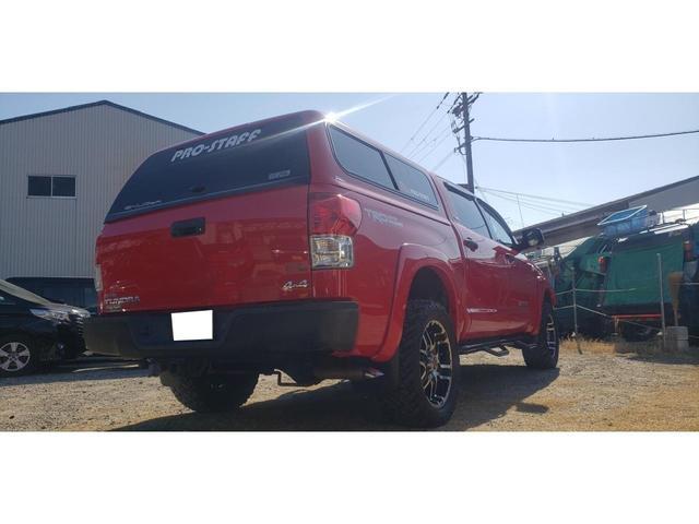 SR5 陸送費キャンペーン 新車並行 ETC ルーフレール 4WD バックモニター サイドモニター フロントカメラ 赤色 純正タイヤ積み込み 2インチリフトアップ キーレス(6枚目)