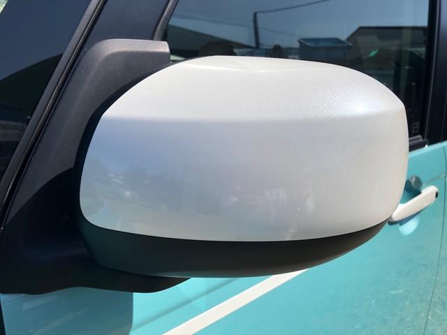Xホワイトアクセントリミテッド SAIII 両側電動スライドドア プッシュスタート Xホワイトアクセントリミテッド SAIII ナビ取付可能 ツートンカラー 全方位カメラスマートキー LEDフォグ 届出済未使用車(13枚目)
