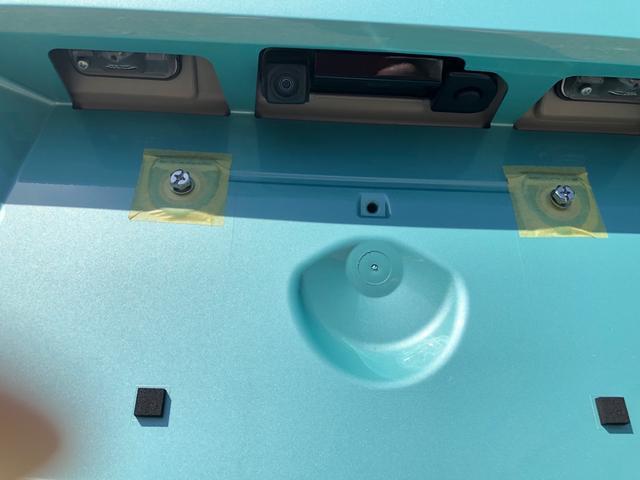 Xホワイトアクセントリミテッド SAIII 両側電動スライドドア プッシュスタート Xホワイトアクセントリミテッド SAIII ナビ取付可能 ツートンカラー 全方位カメラスマートキー LEDフォグ 届出済未使用車(25枚目)