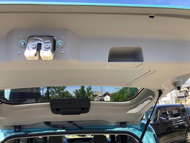 Xホワイトアクセントリミテッド SAIII 両側電動スライドドア プッシュスタート Xホワイトアクセントリミテッド SAIII ナビ取付可能 ツートンカラー 全方位カメラスマートキー LEDフォグ 届出済未使用車(35枚目)