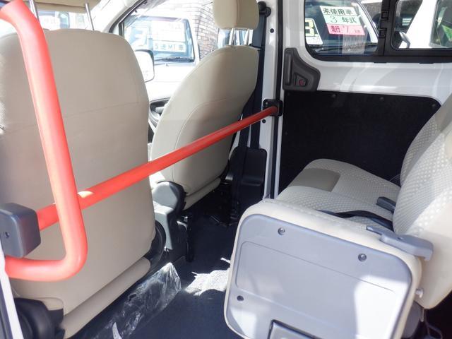 1.6チェアキャブ車いす1名 3列有 福祉車輌 ワンオーナー リヤクーラー バックカメラ ステップランプLED 車いす用手すり 乗降用手すり シートバッググリップ キーレス 点検記録簿 Wエアバッグ(19枚目)
