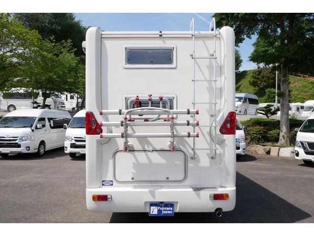 アネックス リバティ FS52 FFヒーター ツインサブバッテリー 1500Wインバーター 65L冷蔵庫 ランチョショック 家庭用テレビ サイドオーニング HDDナビ フルセグ ETC(23枚目)