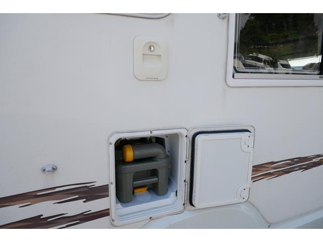 アネックス リバティ FS52 FFヒーター ツインサブバッテリー 1500Wインバーター 65L冷蔵庫 ランチョショック 家庭用テレビ サイドオーニング HDDナビ フルセグ ETC(32枚目)