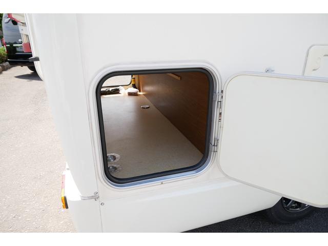 アネックス リバティ FS52 FFヒーター ツインサブバッテリー 1500Wインバーター 65L冷蔵庫 ランチョショック 家庭用テレビ サイドオーニング HDDナビ フルセグ ETC(34枚目)
