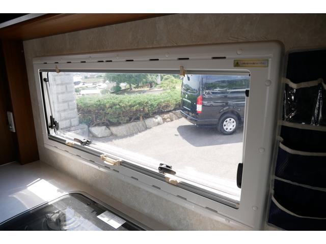 アネックス リバティ FS52 FFヒーター ツインサブバッテリー 1500Wインバーター 65L冷蔵庫 ランチョショック 家庭用テレビ サイドオーニング HDDナビ フルセグ ETC(57枚目)