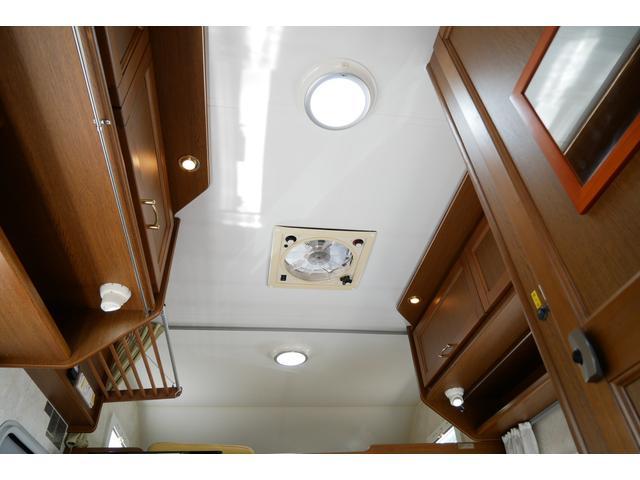 アネックス リバティ FS52 FFヒーター ツインサブバッテリー 1500Wインバーター 65L冷蔵庫 ランチョショック 家庭用テレビ サイドオーニング HDDナビ フルセグ ETC(58枚目)