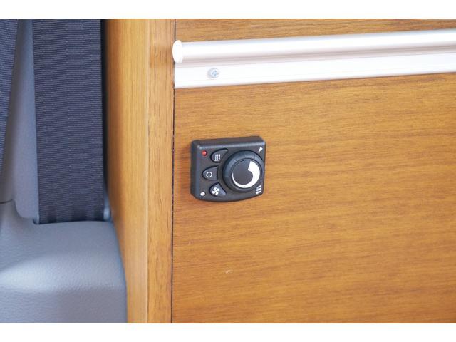 キャンピング仕様 トイファクトリー エコロ FFヒーター シングルサブバッテリー 500Wインバーター 走行充電 コンバーター パナソニックフローティングナビ フルセグ Bluetooth(6枚目)