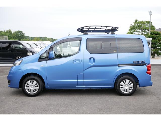 キャンピング仕様 トイファクトリー エコロ FFヒーター シングルサブバッテリー 500Wインバーター 走行充電 コンバーター パナソニックフローティングナビ フルセグ Bluetooth(26枚目)