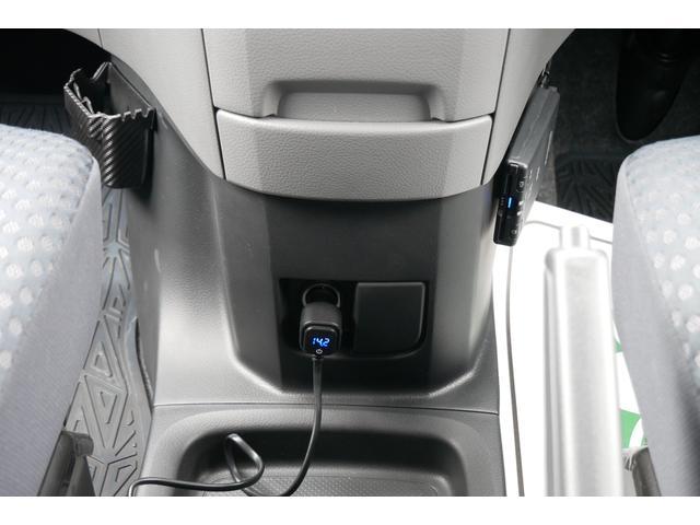 キャンピング仕様 トイファクトリー エコロ FFヒーター シングルサブバッテリー 500Wインバーター 走行充電 コンバーター パナソニックフローティングナビ フルセグ Bluetooth(37枚目)