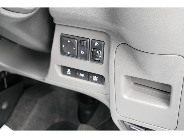 キャンピング仕様 トイファクトリー エコロ FFヒーター シングルサブバッテリー 500Wインバーター 走行充電 コンバーター パナソニックフローティングナビ フルセグ Bluetooth(39枚目)