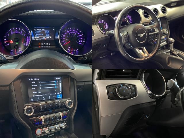 V8 GT プレミアム 新車並行・ブラックフルレザーシート・シートヒーター&クーラー・クルーズコントロール・純正18AW・バックモニター・Bluetooth・エンジンスターター付きキーレス・HID・パドルシフト・禁煙・修復無(14枚目)