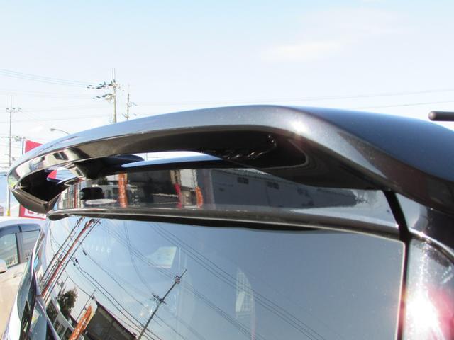 ブラック&ホワイトII メモリーナビ フルセグ 音楽録音 バックカメラ ETC 自動ドア シートヒーター オゾン脱臭殺菌施工済 ワンオーナー 禁煙車(34枚目)
