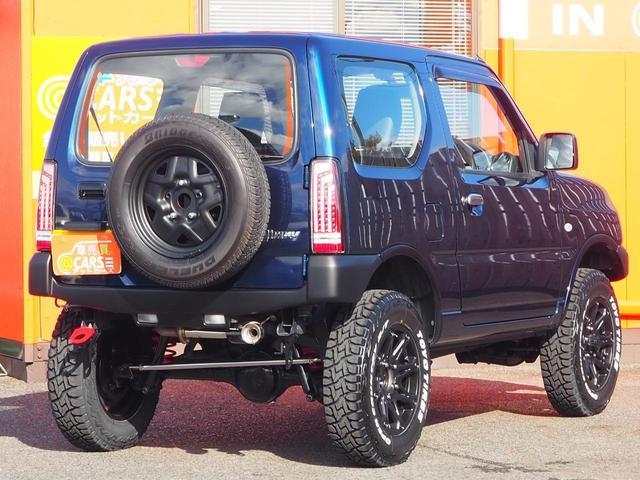 XG 新品2.5インチリフトアップ/ラテラルロッド/延長ブレーキホース/スタビ延長ブロック/LEDテール/マフラー/フロントグリル/スキッドプレート/牽引フック/革調シートカバー 艶消ブラック前後バンパー(11枚目)