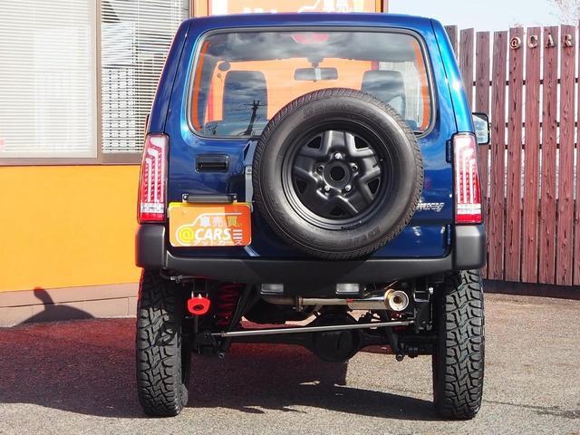 XG 新品2.5インチリフトアップ/ラテラルロッド/延長ブレーキホース/スタビ延長ブロック/LEDテール/マフラー/フロントグリル/スキッドプレート/牽引フック/革調シートカバー 艶消ブラック前後バンパー(45枚目)