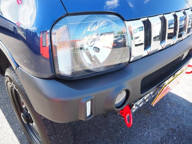 XG 新品2.5インチリフトアップ/ラテラルロッド/延長ブレーキホース/スタビ延長ブロック/LEDテール/マフラー/フロントグリル/スキッドプレート/牽引フック/革調シートカバー 艶消ブラック前後バンパー(48枚目)