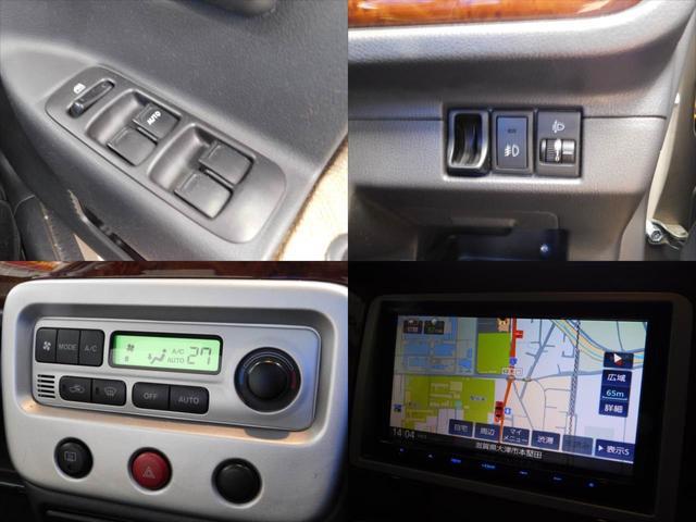 フルセグTV対応ナビ装着車なので、車内空間をさらに快適に過ごしていただけます♪