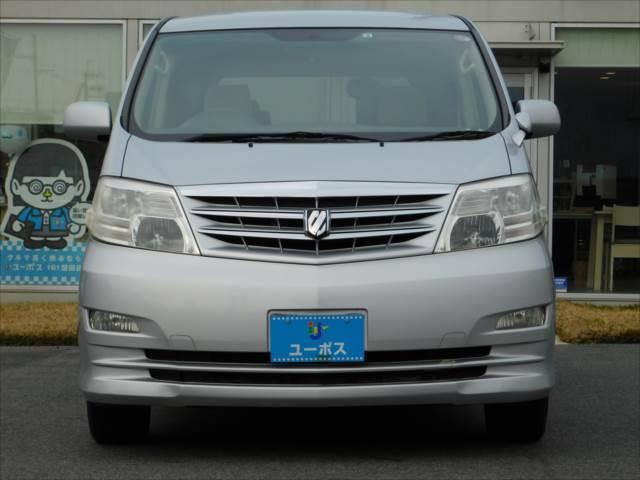 「トヨタ」「アルファード」「ミニバン・ワンボックス」「滋賀県」の中古車2