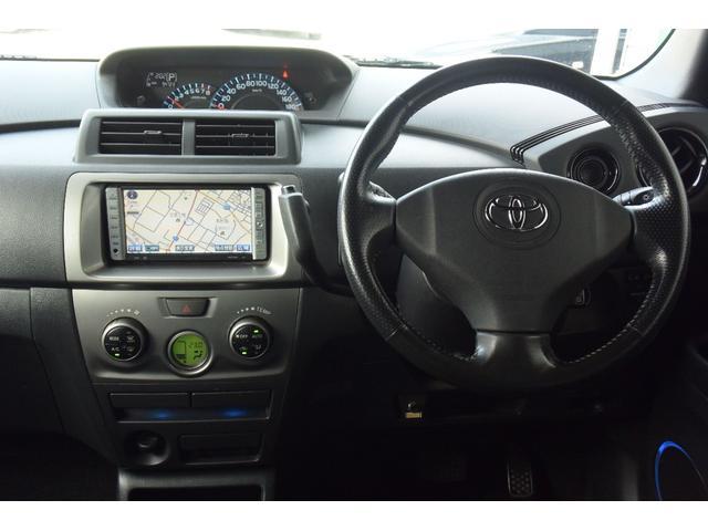 トヨタ bB Z Xバージョン・タイミングチェーン・HDDワイドナビ