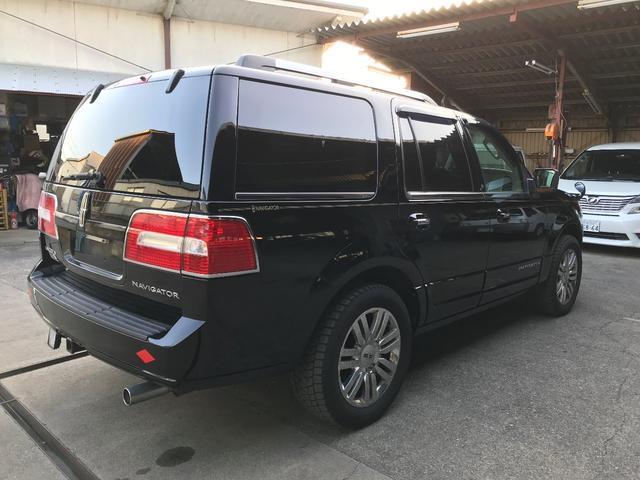 「リンカーン」「リンカーン ナビゲーター」「SUV・クロカン」「京都府」の中古車4