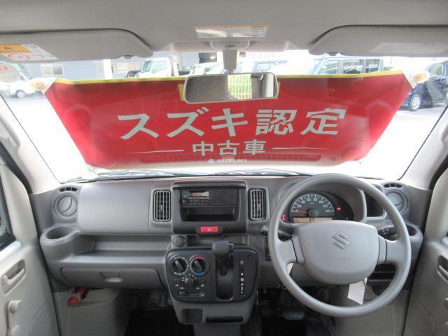 PA 3型 4WD エアコン ラジオ 4速オートマ(3枚目)
