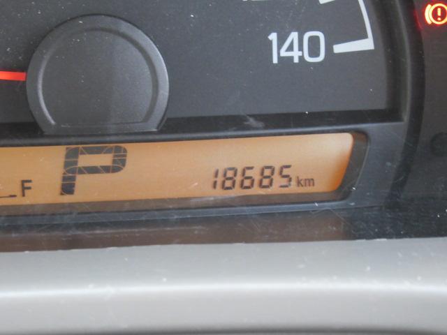 PA 3型 4WD エアコン ラジオ 4速オートマ(4枚目)