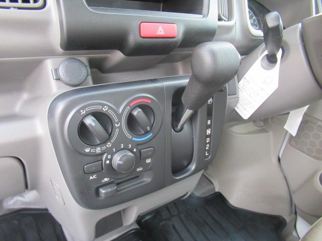 PA 3型 4WD エアコン ラジオ 4速オートマ(7枚目)