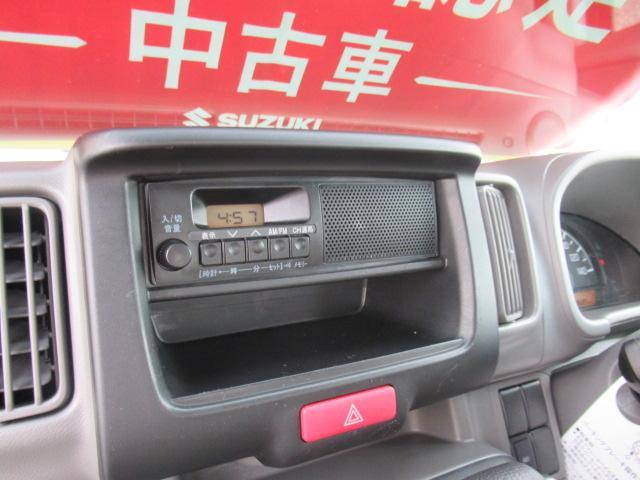PA 3型 4WD エアコン ラジオ 4速オートマ(8枚目)