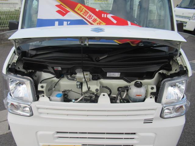 PA 3型 4WD エアコン ラジオ 4速オートマ(54枚目)