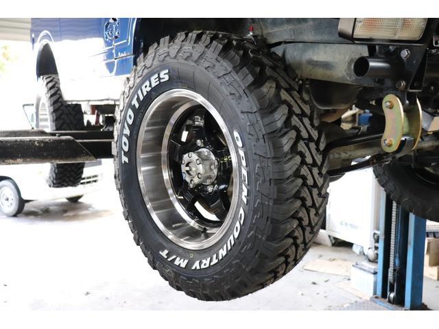 無期限無制限保証付き 全塗装 新品ホイール 新品タイヤ(8枚目)