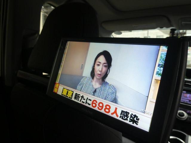 G 1オーナーユーザー様買取禁煙車 ガラスルーフ 前後ドライブレコーダー 純正フルセグナビTV アルパイン後席モニター Bカメラ Bluetooth DVD ETC LEDヘッド スマートキー 7人乗り(5枚目)