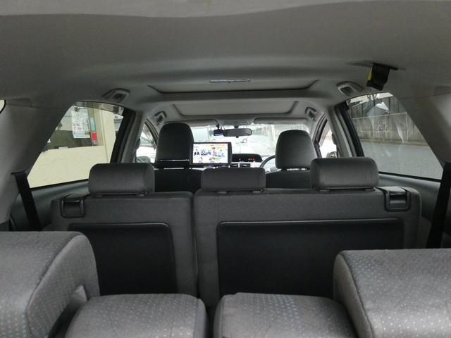 G 1オーナーユーザー様買取禁煙車 ガラスルーフ 前後ドライブレコーダー 純正フルセグナビTV アルパイン後席モニター Bカメラ Bluetooth DVD ETC LEDヘッド スマートキー 7人乗り(33枚目)
