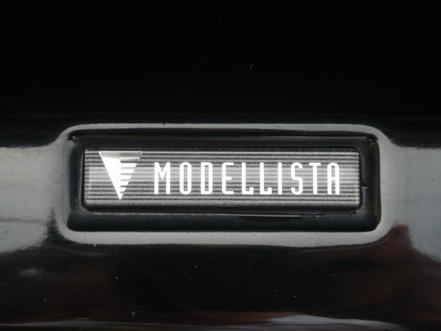L ユーザー様買取後期型 LEDヘッドランプ 社外18インチAW モデリスタフルエアロ イクリプスナビ フルセグTV Bカメラ ETC シャークフィンアンテナ ステアリングS連動 スーパーキャットレーダー(6枚目)