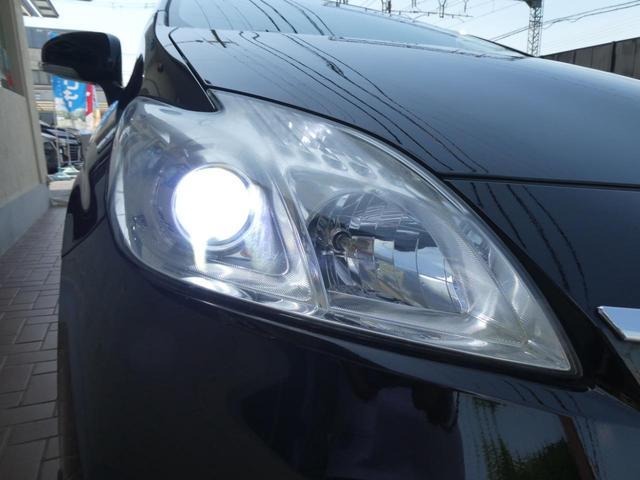 L ユーザー様買取後期型 LEDヘッドランプ 社外18インチAW モデリスタフルエアロ イクリプスナビ フルセグTV Bカメラ ETC シャークフィンアンテナ ステアリングS連動 スーパーキャットレーダー(7枚目)