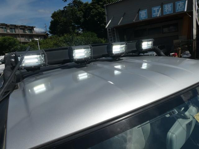 XC ユーザー様買取5型カスタムリフトUP車 ルーフキャリア LEDヘッド パナソニック9インチナビTV Bカメラ ラテラルロッド  スタビライザー悟空 ウーハー 牽引フック GEORANDAR X-AT(49枚目)