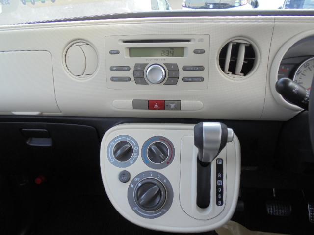 ダイハツ ミラココア ココアXスペシャル キーレス CD 電格ミラー