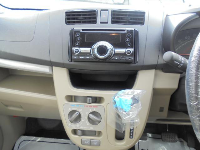 ダイハツ ムーヴ L ABS AC PS PW Wエアバッグ 衝突安全ボディ