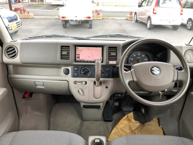 スズキ エブリイ PC 4WD ナビ キーレス