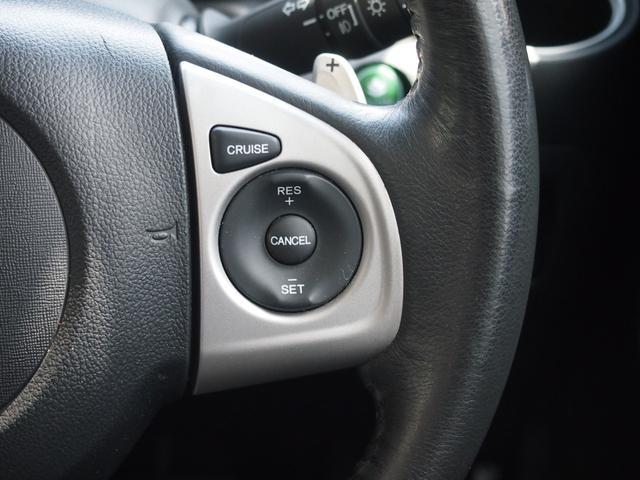 クルーズコントロール付きです。定速走行で高速道路の運転も楽になりますね。