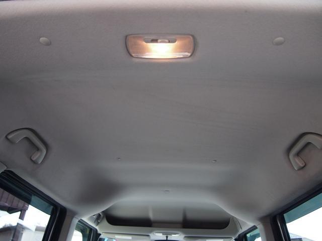 天井までしっかり清掃しています。ただ綺麗にするだけでなく、消臭除菌までしているのでとってもクリーンです。