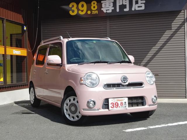 「ダイハツ」「ミラココア」「軽自動車」「京都府」の中古車6