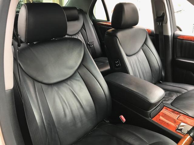 トヨタ セルシオ eR仕様マルチ黒革サンルーフETCスマートキー