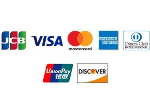 当社はオートローン以外にもクレジットカード払いも対応致します!!オートローン審査に不安な方は当社自社ローンでも対応致します!!お気軽にお問合せください!!