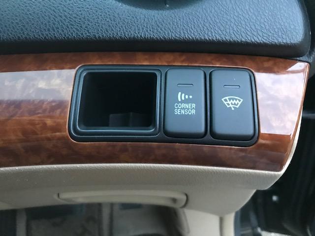 安心安全の障害物センサー付き!!女性の方でも運転しやすいですよ♪