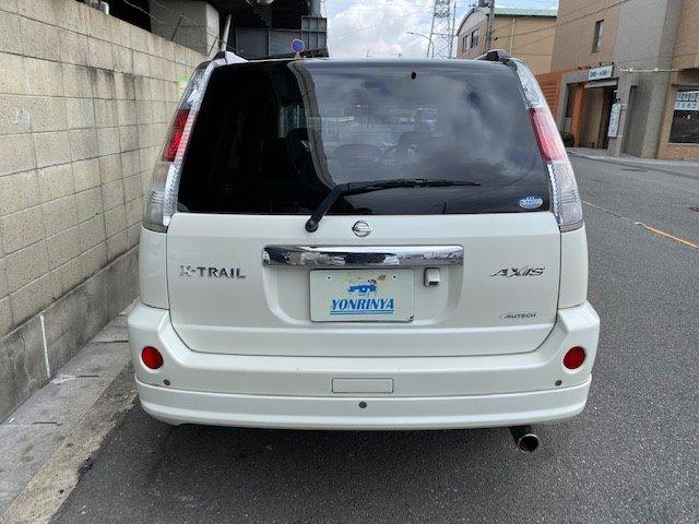「日産」「エクストレイル」「SUV・クロカン」「京都府」の中古車8